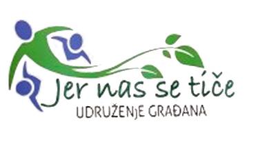 """Citizens association """"Jer nas se tiče"""" (Udruženje građana """"Jer nas se tiče"""")"""