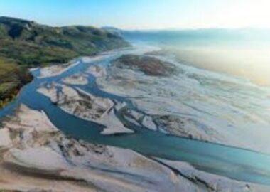 No dams on Vjosa river