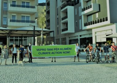 International Environment Day with Focus on Climate Change in Durrës
